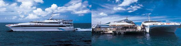 Bali Hai Cruise, Bali Cruise Adventure to Lembongan Island